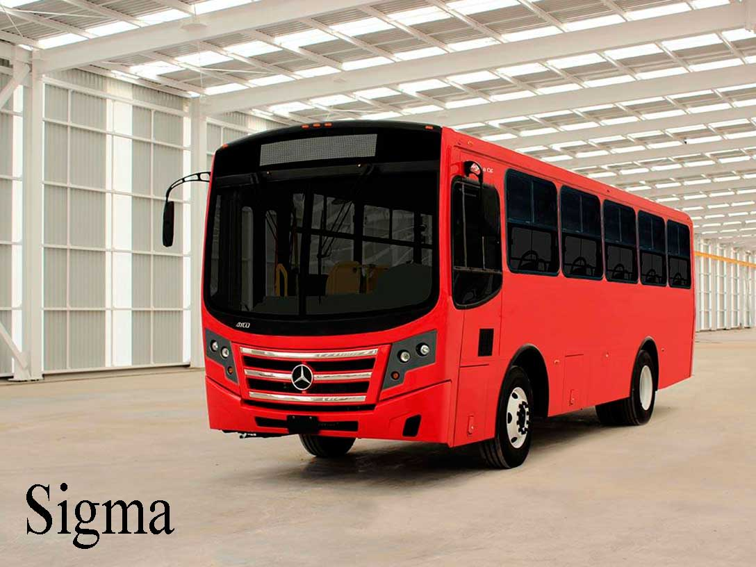 Mercedes-Benz Sigma